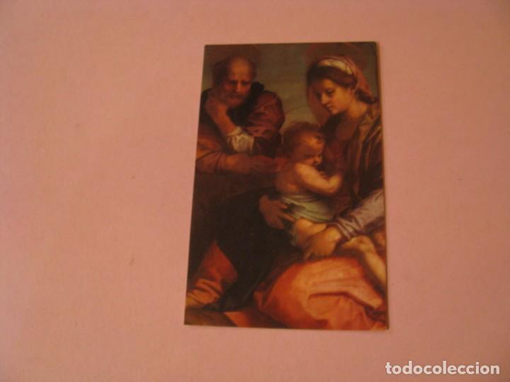 PEQUEÑA POSTAL DE ED. C. Y Z. 512/118. ESCRITA 1979. 10,5X6,5 CM. (Postales - Postales Temáticas - Arte)