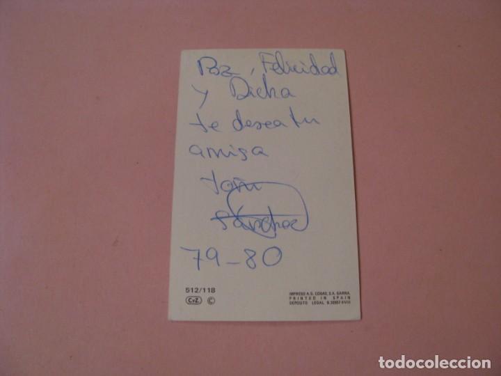 Postales: PEQUEÑA POSTAL DE ED. C. Y Z. 512/118. ESCRITA 1979. 10,5X6,5 CM. - Foto 2 - 194342568