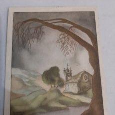 Postales: 1950 ADMINISTRACIÓN DE VILLA BARCO DE AVILA ..FOTO FOURNIER VIDUEDO LUGO. Lote 194393440