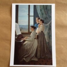 Postales: EXPOSICION LES MACCHIAIOLI, MUSEO DE LORANGERIE PARIS 2013. Lote 194510707