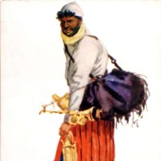 Postales: PINTURA: SYRUP SELLER - PEOPLE OF EGYPT - DE LANCE THACKERAY. POSTAL INGRESA. NUEVA. COLOR. Lote 194663161