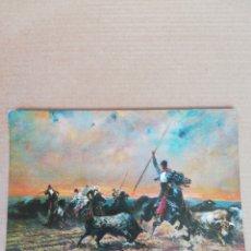 Postales: POSTAL ÓLEO DE A PALMERO. 801. Lote 194707205
