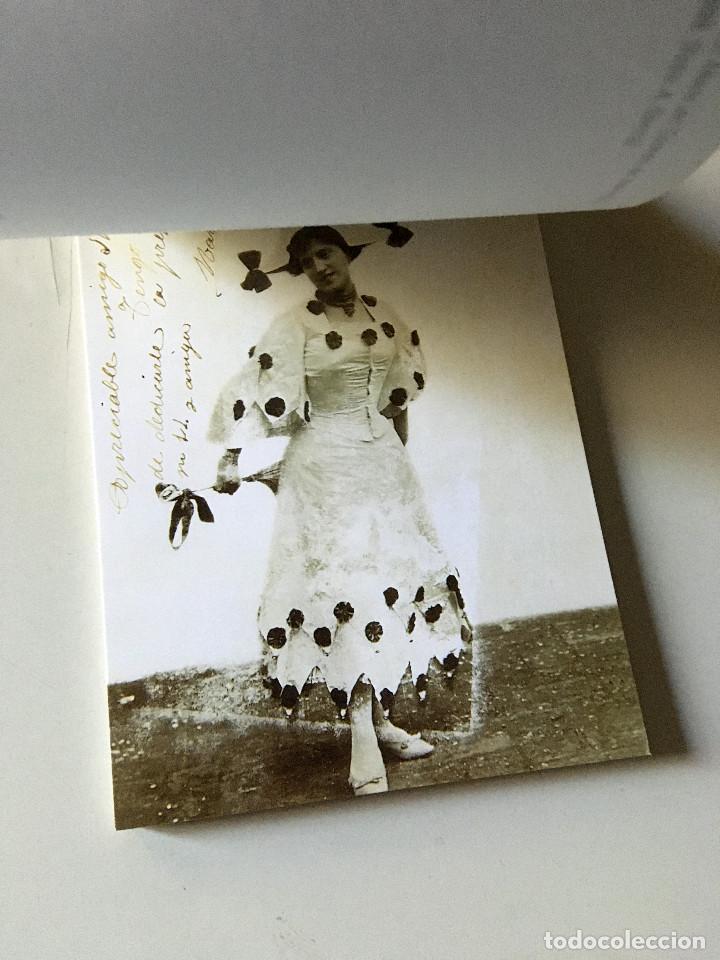 Postales: Albun de postales de María Guerrero 1867- 1928 - Foto 2 - 194861337