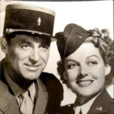 Postales: ACTORES: GARY GRANT Y ANN SHERIDAN. USADA. BLANCO/NEGRO. Lote 194872467