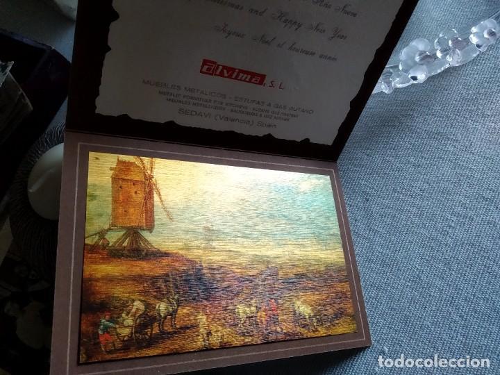 NAVIDEÑAS (Postales - Postales Temáticas - Arte)
