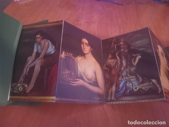 Postales: LIBRITO ACORDEÓN 10 POSTALES CÓRDOBA MUSEO DE ROMERO DE TORRES - Foto 2 - 194897305