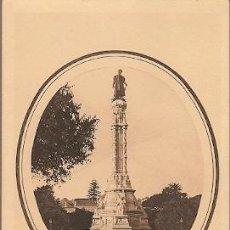 Postales: PORTUGAL & POSTALE, ESTATUA DE AFONSO DE ALBUQUERQUE, BELÉM, LISBOA 1995 (24). Lote 195014460
