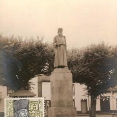 Postales: PORTUGAL & MAXI, ESTATUA DEL PADRE BENTO DE GOIS, VILA FRANCA DO CAMPO 1975 (1020). Lote 195015167