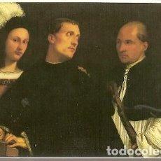 Postales: ALEMANIA ** & POSTALE, TIZIANO, EL CONCIERTO, GALERÍA PALATINA, FLORENCIA (7794). Lote 195049315