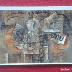 Postales: POSTAL PABLO PICASSO NATURALEZA MUERTA LOS PÁJAROS MUERTOS MUSEO NACIONAL CENTRO DE ARTE REINA SOFÍA. Lote 195176003