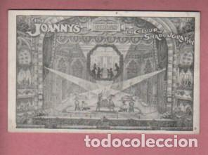 Postales: postal cine teatro ? the joannys - colisevm - in colour shadowgraphy - Foto 1 - 195284263