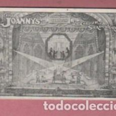 Postales: POSTAL CINE TEATRO ? THE JOANNYS - COLISEVM - IN COLOUR SHADOWGRAPHY. Lote 195284263