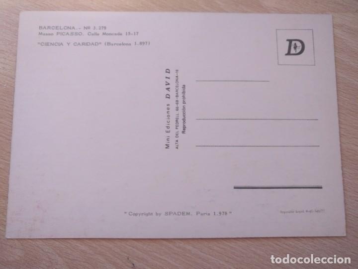 Postales: LOTE 10 POSTALES SIN CIRCULAR SIN ESCRIBIR - PISASSO - ED-. SHORR - DAVID -SALVE -SPADEM - Foto 3 - 195319236