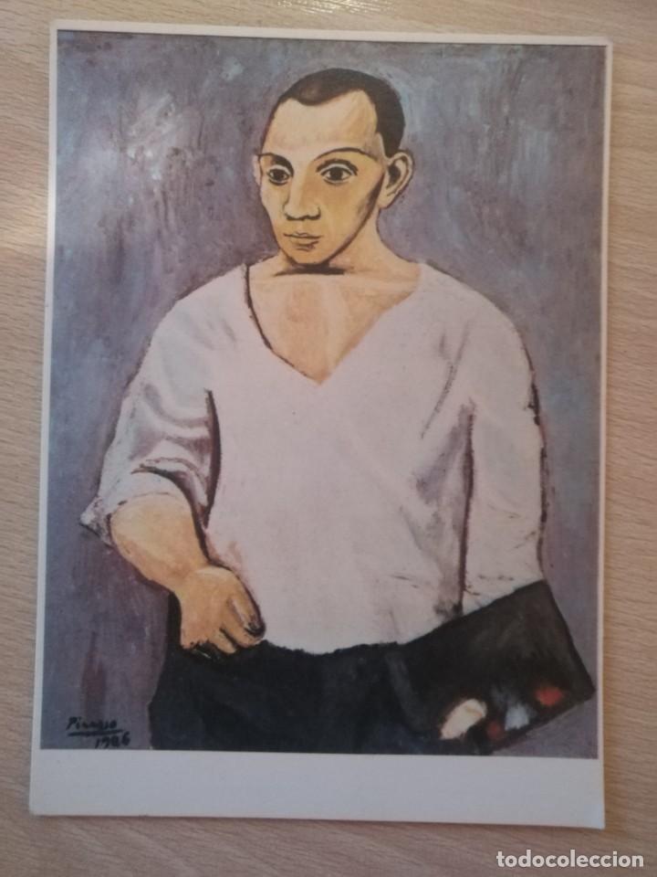 Postales: LOTE 10 POSTALES SIN CIRCULAR SIN ESCRIBIR - PISASSO - ED-. SHORR - DAVID -SALVE -SPADEM - Foto 4 - 195319236