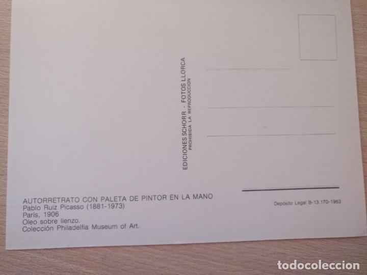 Postales: LOTE 10 POSTALES SIN CIRCULAR SIN ESCRIBIR - PISASSO - ED-. SHORR - DAVID -SALVE -SPADEM - Foto 5 - 195319236