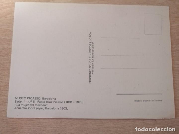 Postales: LOTE 10 POSTALES SIN CIRCULAR SIN ESCRIBIR - PISASSO - ED-. SHORR - DAVID -SALVE -SPADEM - Foto 7 - 195319236