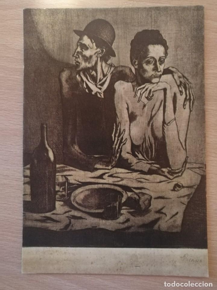 Postales: LOTE 10 POSTALES SIN CIRCULAR SIN ESCRIBIR - PISASSO - ED-. SHORR - DAVID -SALVE -SPADEM - Foto 10 - 195319236