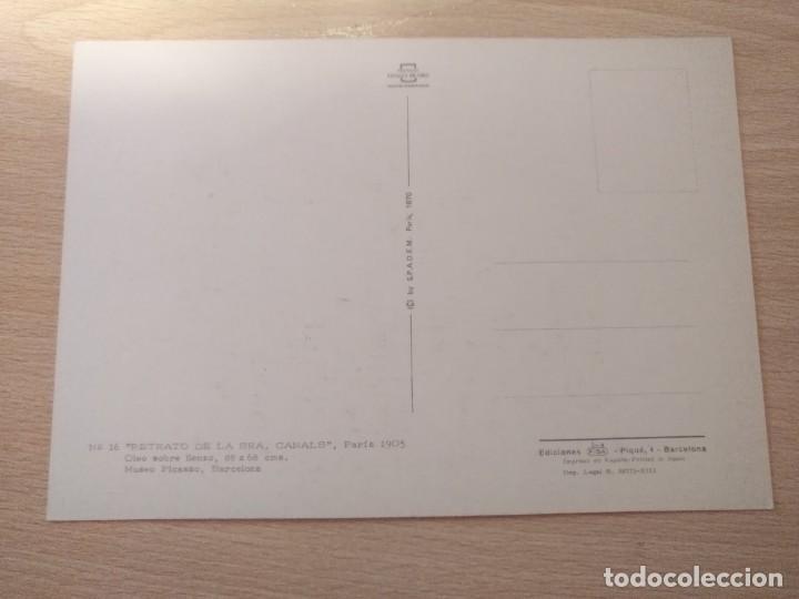 Postales: LOTE 10 POSTALES SIN CIRCULAR SIN ESCRIBIR - PISASSO - ED-. SHORR - DAVID -SALVE -SPADEM - Foto 13 - 195319236