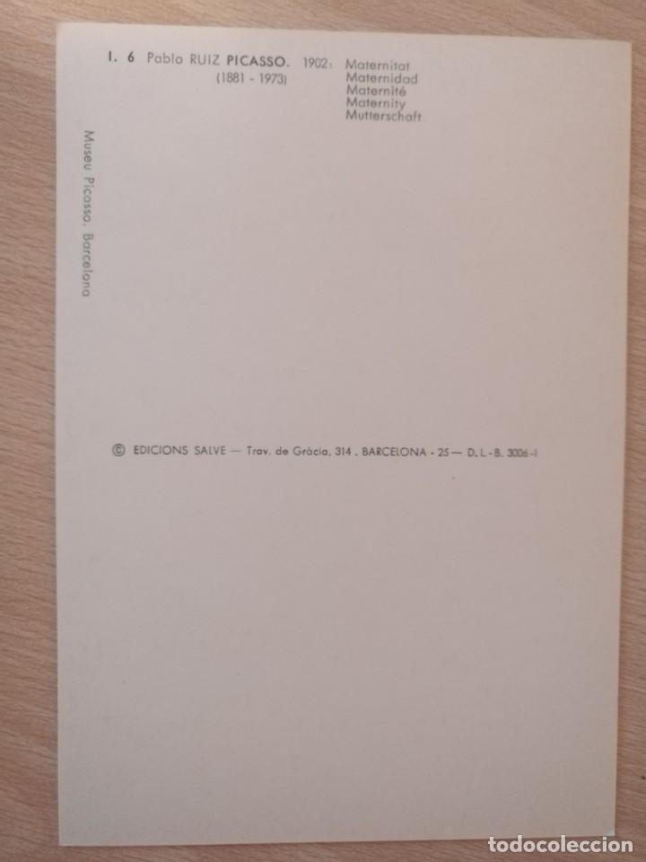 Postales: LOTE 10 POSTALES SIN CIRCULAR SIN ESCRIBIR - PISASSO - ED-. SHORR - DAVID -SALVE -SPADEM - Foto 15 - 195319236