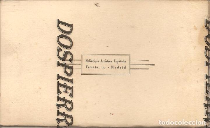 Postales: POSTA, MUSEO DEL PRADO, VELÁZQUEZ, -BLOC DE POSTALES CON 10 POSTALES, HELIOTIPIA - Foto 2 - 195384246