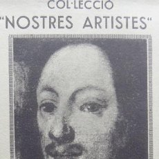 Postales: P-10147. ANTONI VILADOMAT PINTOR CATALÁ 1678-1755. TALONARI DE 20 POSTALS, FOTOGRAFO FRANCESC SERRA.. Lote 196399690