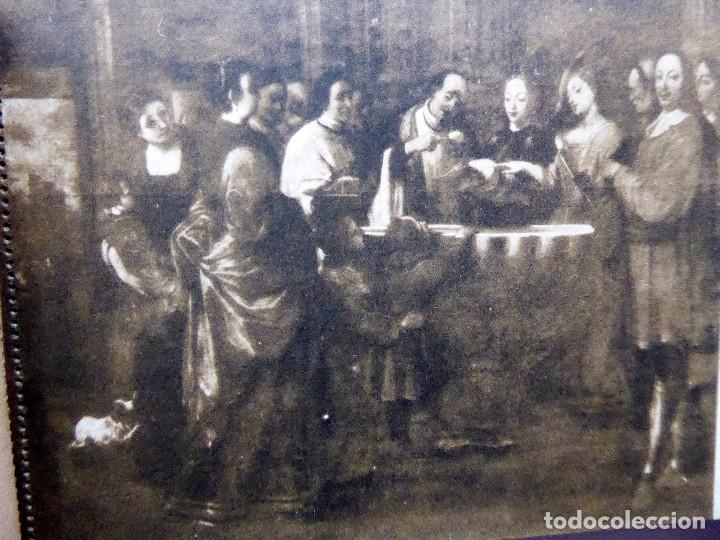 Postales: P-10147. ANTONI VILADOMAT PINTOR CATALÁ 1678-1755. TALONARI DE 20 POSTALS, FOTOGRAFO FRANCESC SERRA. - Foto 2 - 196399690