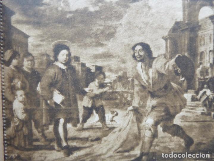Postales: P-10147. ANTONI VILADOMAT PINTOR CATALÁ 1678-1755. TALONARI DE 20 POSTALS, FOTOGRAFO FRANCESC SERRA. - Foto 3 - 196399690
