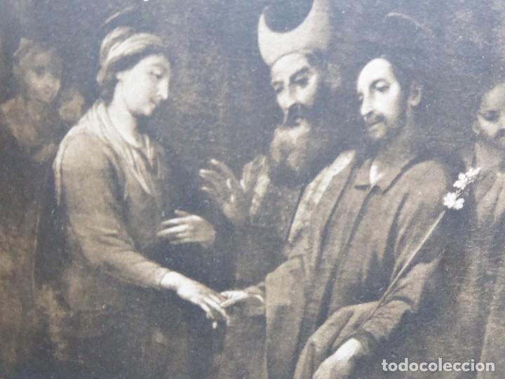 Postales: P-10147. ANTONI VILADOMAT PINTOR CATALÁ 1678-1755. TALONARI DE 20 POSTALS, FOTOGRAFO FRANCESC SERRA. - Foto 6 - 196399690