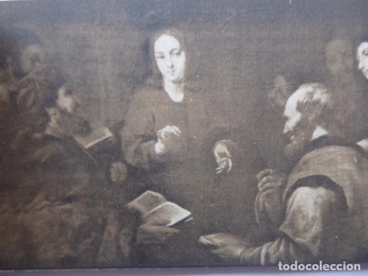 Postales: P-10147. ANTONI VILADOMAT PINTOR CATALÁ 1678-1755. TALONARI DE 20 POSTALS, FOTOGRAFO FRANCESC SERRA. - Foto 7 - 196399690