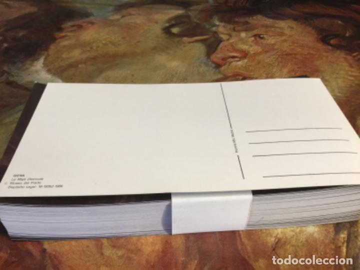Postales: 100 postales LA MAJA DESNUDA - Goya - medias 10 x 20 cms LOTE 2 - Foto 2 - 197193388