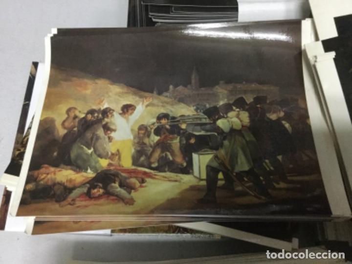 800 POSTALES CUADROS MUSEO DEL PRADO - LOTE 2 (Postales - Postales Temáticas - Arte)