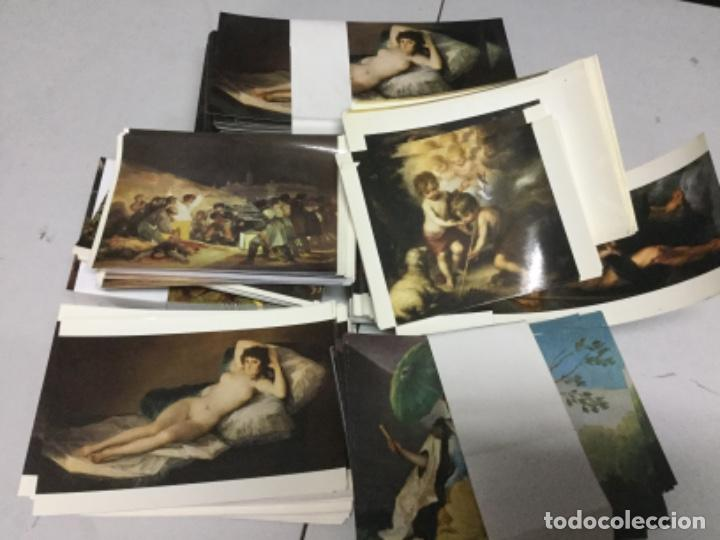 Postales: 800 postales CUADROS MUSEO DEL PRADO - lote 2 - Foto 2 - 197313051