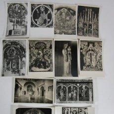 Postales: TARJETA POSTAL - 12 POSTALES MUSEO DE ARTE DE CATALUÑA - TALLERES A. ZERKOWITZ, FOTÓGRAFO. Lote 197736706