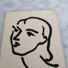 Postales: HENRI MATISSE /KOPF. Lote 199850822