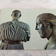 Postales: MUSEO DE DELFOS. Lote 199852233