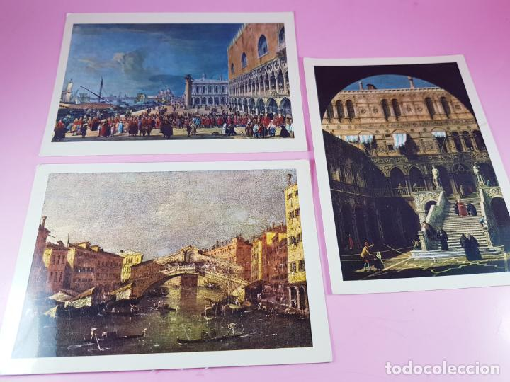 Postales: 7/LOTE 3 POSTALES-ARTE-ITALIA-P.MARZARI-EDOZ.ARDO-SIN CIRCULAR-EXCELENTE-VER FOTOS. - Foto 2 - 200760030