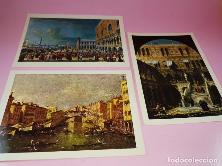 Postales: 7/LOTE 3 POSTALES-ARTE-ITALIA-P.MARZARI-EDOZ.ARDO-SIN CIRCULAR-EXCELENTE-VER FOTOS. - Foto 12 - 200760030