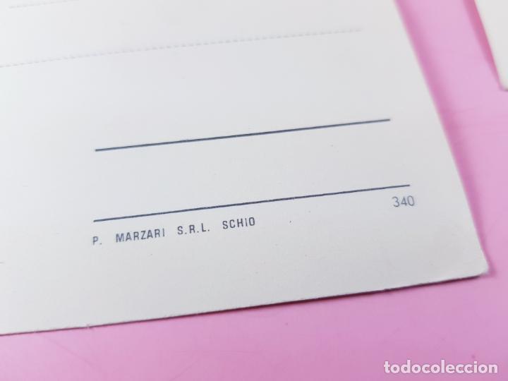 Postales: 7/LOTE 3 POSTALES-ARTE-ITALIA-P.MARZARI-EDOZ.ARDO-SIN CIRCULAR-EXCELENTE-VER FOTOS. - Foto 7 - 200760030