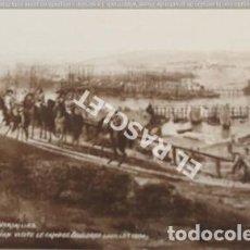 Postales: ANTIGÜA FOTOPOSTAL DEL MUSEO DE VERSALLES Nº 23 - VISITA DE NAPOLEÓN 1804 - SIN CIRCULAR. Lote 203443668