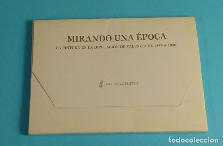Postales: POSTALES EXPOSICIÓN MIRANDO UNA ÉPOCA, LA PINTURA EN LA DIPUTACIÓN DE VALENCIA DE 1860 A 1936 - Foto 12 - 203838701