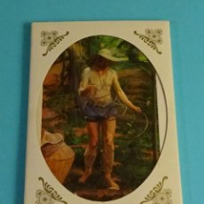 Postales: POSTALES EXPOSICIÓN MIRANDO UNA ÉPOCA, LA PINTURA EN LA DIPUTACIÓN DE VALENCIA DE 1860 A 1936. Lote 203838701