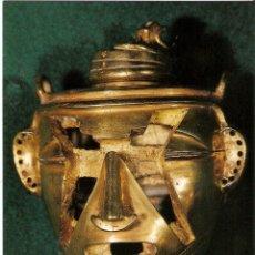 Postales: POSTAL MUSEO DE AMERICA - POPORO DE ORO - TESORO DE LA QUIMBAYA - COLOMBIA. Lote 206516587