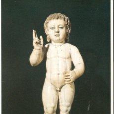 Postales: POSTAL MUSEO DE AMERICA - NIÑO JESUS. Lote 206516882