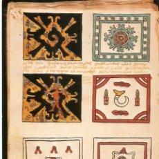 Postales: POSTAL MUSEO DE AMERICA - CODICE DE TUDELA. Lote 206517490