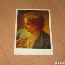 Postales: BENEDETTO LUTI A YOUNG MUSICIAN. Lote 206879402