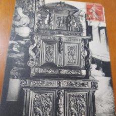 Postales: POSTAL ANTIGUA DE PARIS. MUSEE DE CLUNY. Lote 207235695
