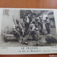 Postales: POSTAL ANTIGUA PARÍS. FECHADA EN EL REVERSO EN 1927. Lote 207281927