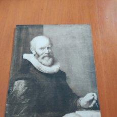 Postales: POSTAL ANTIGUA CORNEILLE DANKERTS DE RY. MUSEE DE BRUXELLES. SIN CIRCULAR. Lote 207284741