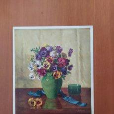 Postales: POSTAL ALEMANIA. FLORES. SIN CIRCULAR. Lote 207321451