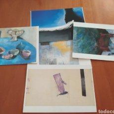Postales: LOTE 5 POSTALES STOCK ART NH HOTELES. NUEVAS.. Lote 207329701